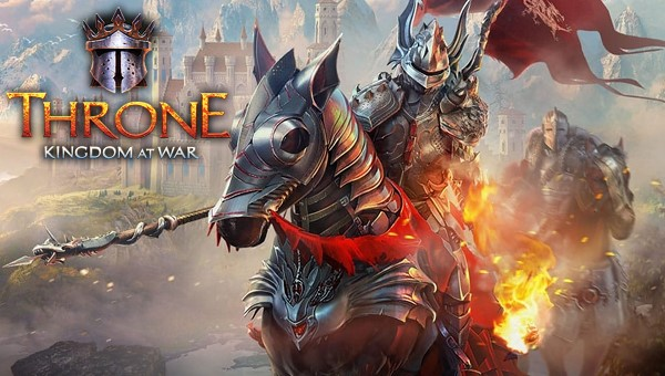 Throne: Kingdom at War - новая стратегия от Plarium