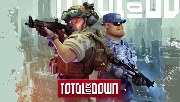 Total Lockdown - кибер батл рояль от Panzar Studio